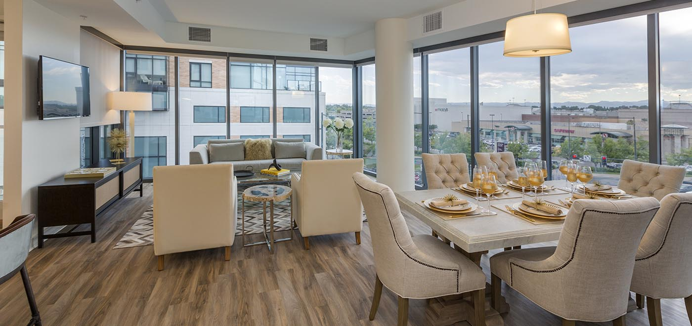 Coda Cherry Creek | Luxury Apartment Living In Denver ...